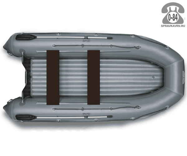 Лодка надувная Флагман 450