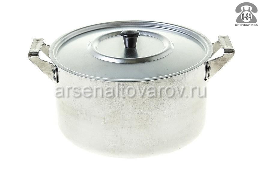 Кастрюля Демидовский, завод ПП-025 алюминиевая 3.5 л