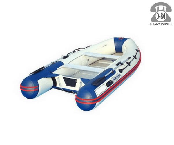 Лодка надувная Ямаран (Yamaran) Style S350max