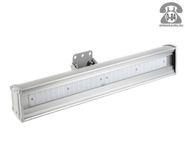 Светильник для производства SVT-Str U-L-70-250-24V 70Вт