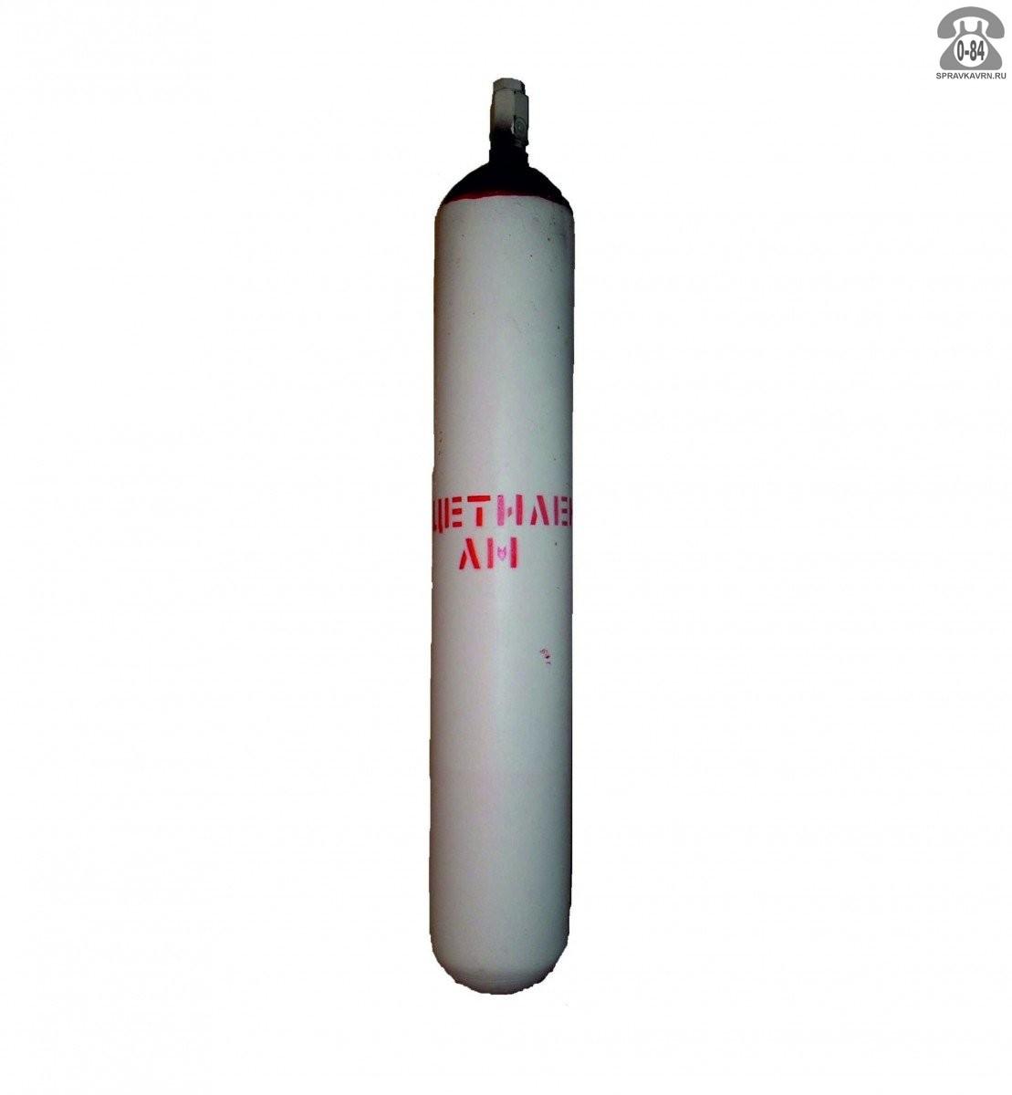 Баллон для газа ацетилен 10 л металл