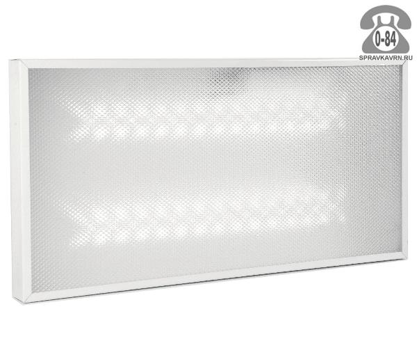 Светильник для производства SVT-ARM U-18-2x18-KL 18Вт