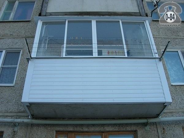 Балконная группа пластик (пвх) рехау (rehau) купить в вороне.