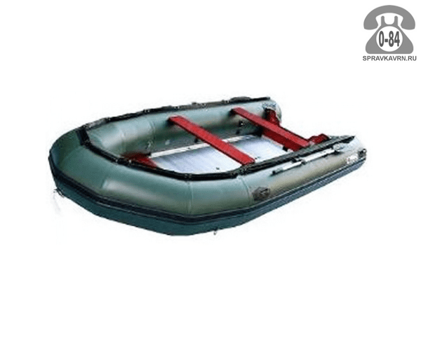 Лодка надувная Стингрей (Stingray) 455AL