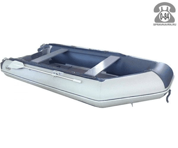 Лодка надувная Баджер (Badger) Classic Line CL 370 PW