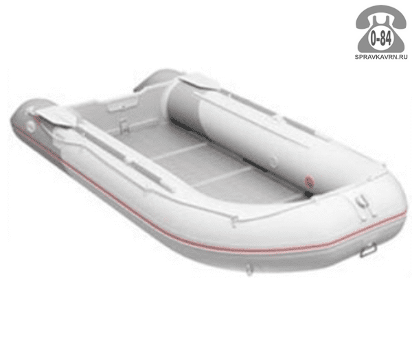 Лодка надувная Баджер (Badger) Classic Line CL 270 PW