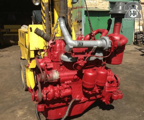 Двигатель трактора А-41 Россия ремонт