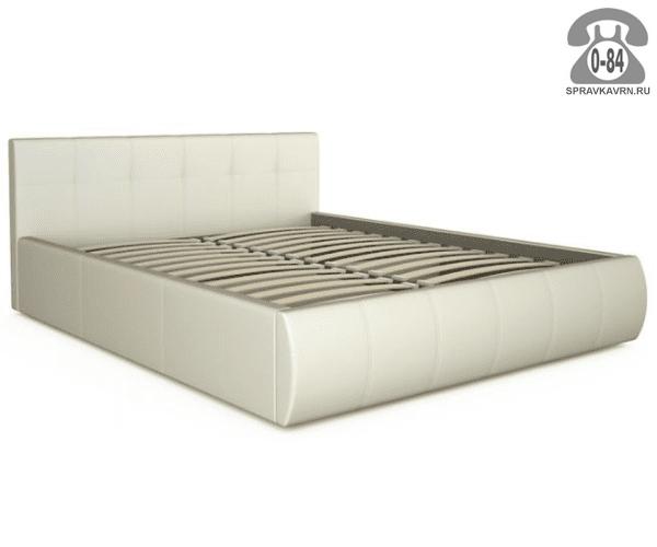Кровать Afina 2-спальная 2140х1890 мм