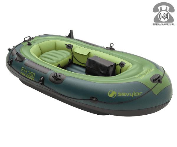 Лодка надувная Севилор (Sevylor) Fish Hunter 250