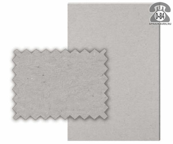 Картон Сонет 350х500 мм негрунтованный белый