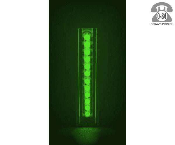 Светильник для архитектурной подсветки Эс-В-Т (SVT) SVT-ARH L-37-20x50-Green