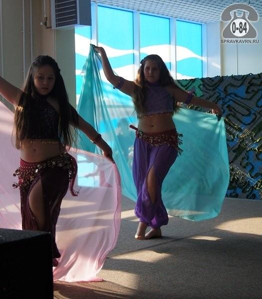 Танцы для детей - занятия восточные 5 лет групповые занятия Радуга, ансамбль