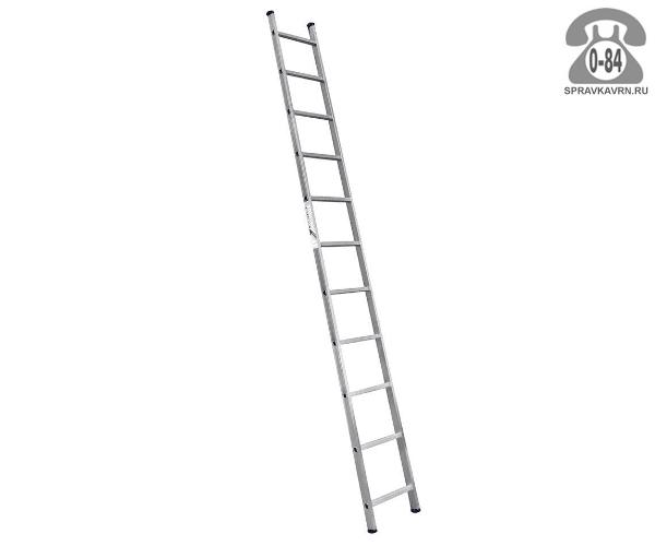 Лестница приставная Алюмет (Alumet) H1 5111