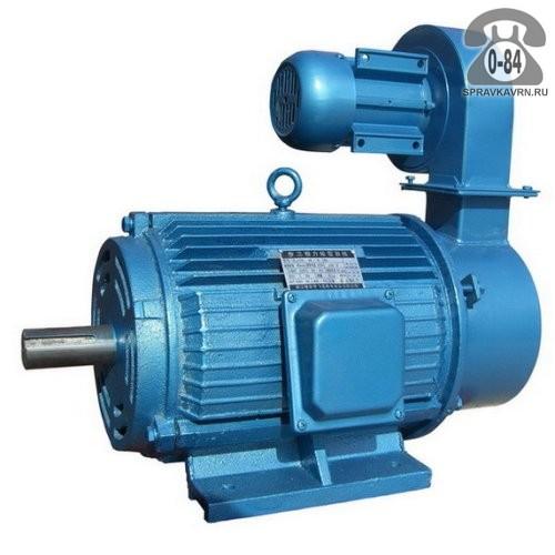 Двигатель электрический КО