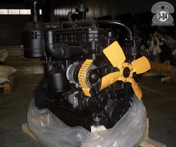 Двигатель трактора Д-245 Беларус (МТЗ) Белоруссия ремонт