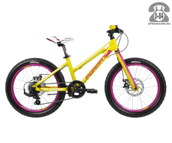Велосипед Формат (Format) 7423 (2017)