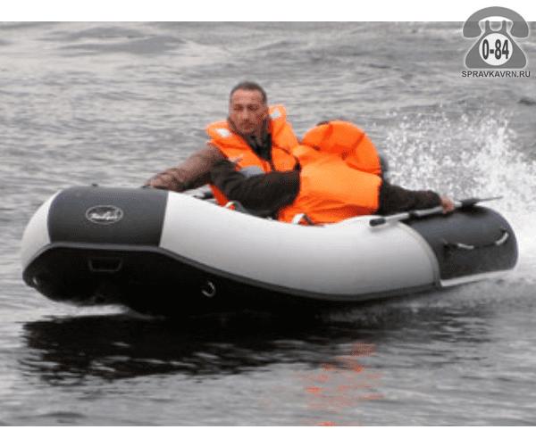 Лодка надувная Баджер (Badger) Wave Line 390 PW