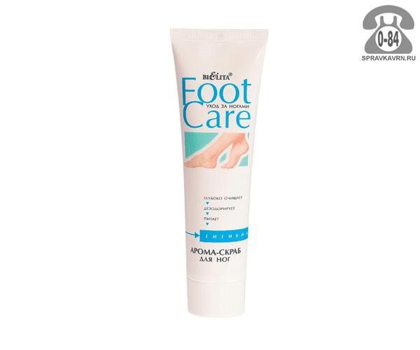 Крем для ног Белита Витэкс (BiElita-ВIтэкс ) Foot Care Арома-скраб