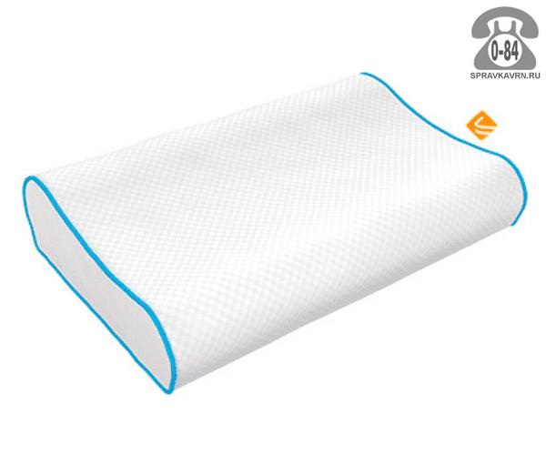 Подушка ортопедическая Орматек 40*60см вискоза+полиэстер