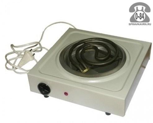 Электрическая плита настольная Риволия 1