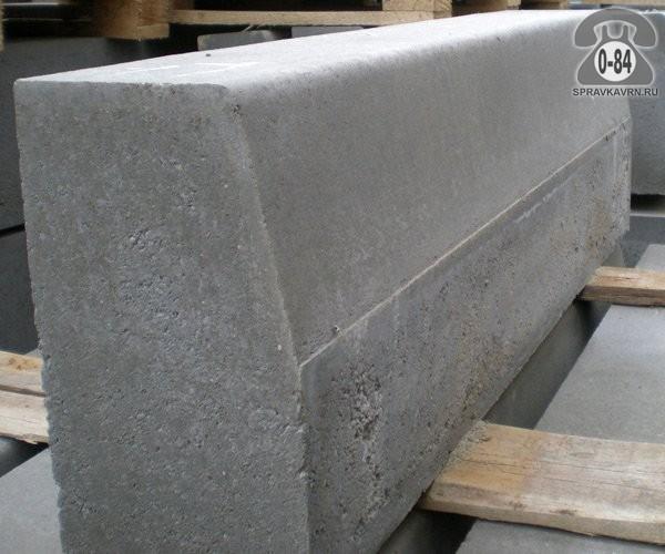 Камень бордюрный Плитка - ВРН (Производство тротуарной плитки) для дорог 1000 мм с. Новая Усмань