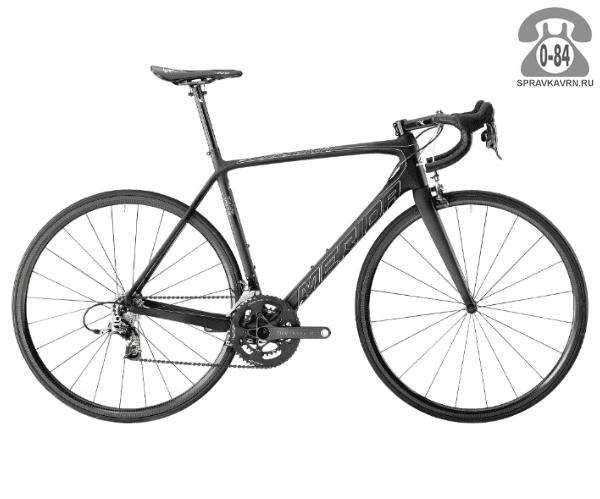 """Велосипед Мерида (Merida) Scultura Superlite LTD (2016) размер рамы 21.5"""" черный"""