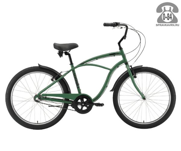"""Велосипед Сильвербэк (Silverback) SCALA 3 (2016) размер рамы 20.5"""" зеленый"""