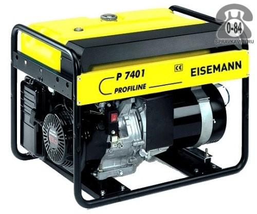 Электростанция Эйсман (Eisemann) P 7401 двигатель Honda