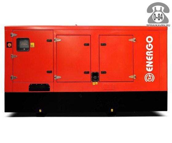 Электростанция Энерго ED 200/400 IV S двигатель Iveco NEF 67TE2A