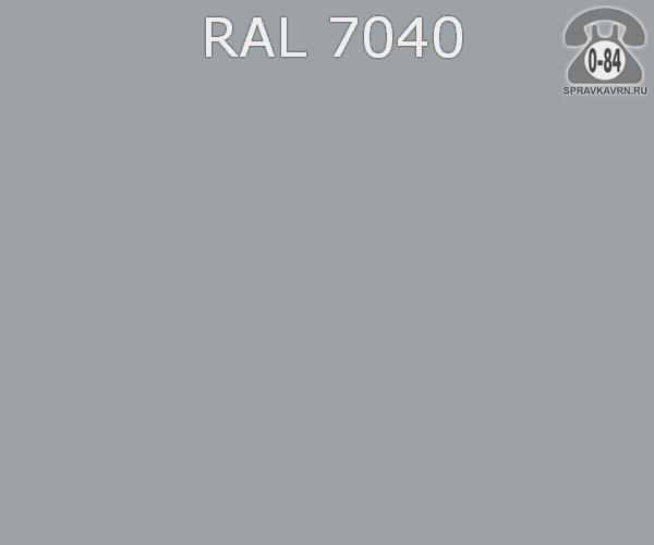 Краска порошковая ФэйХонг (FeiHong) полиэфирная серое окно RAL 7040 Китай