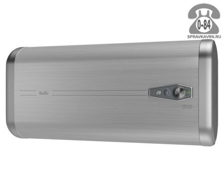 ЭВН Ballu BWH/S 30 Nexus titanium edition H
