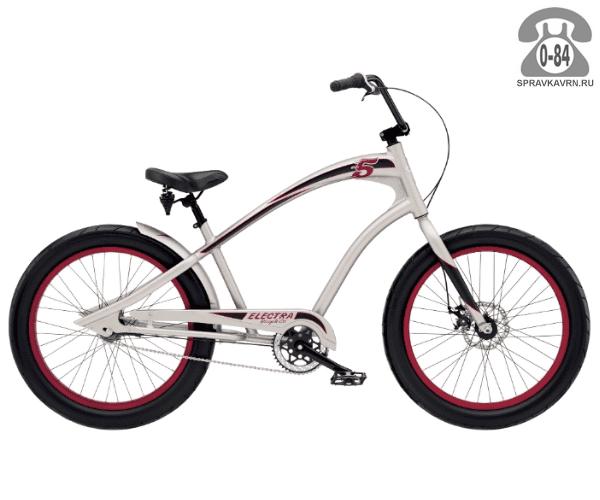 Велосипед Электра (Electra) Cruiser Fast 5 3i Mens (2016)