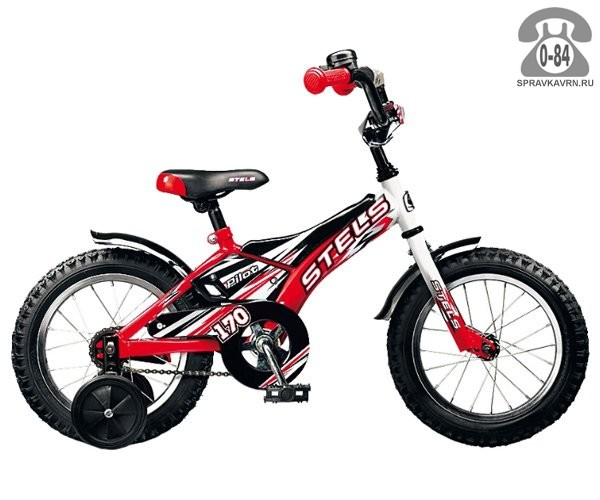 Велосипед Стелс (Stels) Pilot 170 14 (2016)