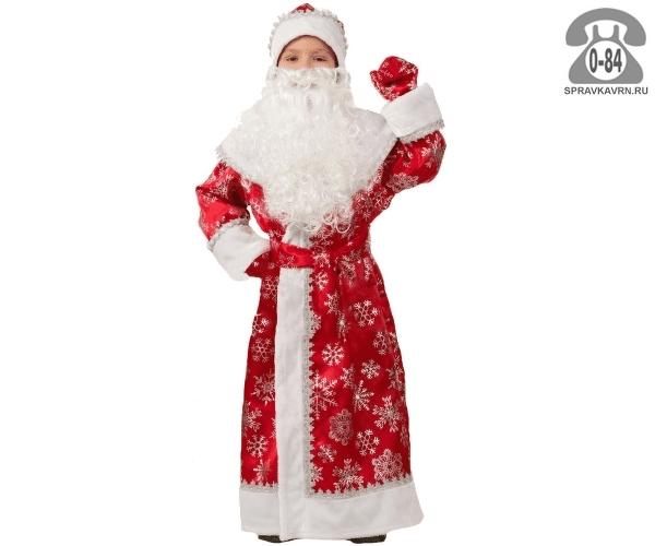 Костюм Дед Мороз 30 1206 Батик