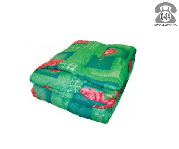 Одеяло ватин 2-спальное