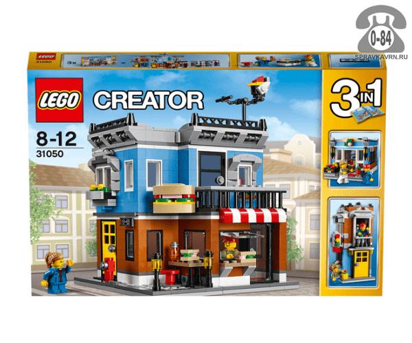 Конструктор Лего (Lego) Creator 31050 Магазин на углу, количество элементов: 467