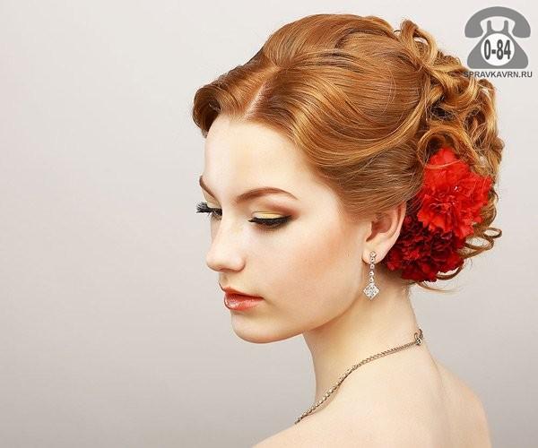 Вечерные причёски женские