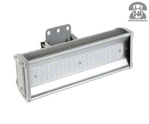Светильник для производства SVT-Str U-L-50-250-C 50Вт