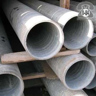 Асбоцементная труба БНТ 200ммx5м, толщина стенки 12мм
