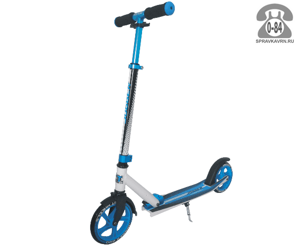 Самокат Teach Team Jogger, цвет: голубой S-TT-J-B