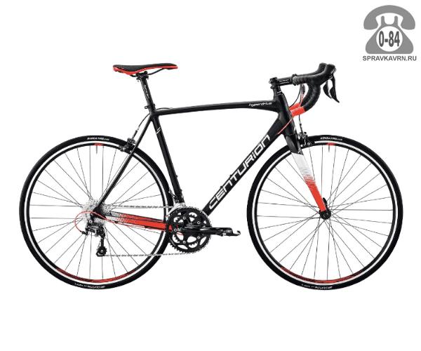 "Велосипед Центурион (Centurion) Hyperdrive 2000 (2017) размер рамы 22.5"" черный"