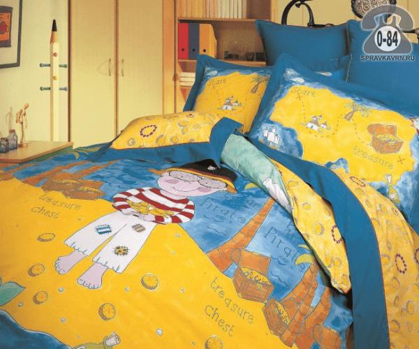Детское постельное белье Belle Home collection Пират