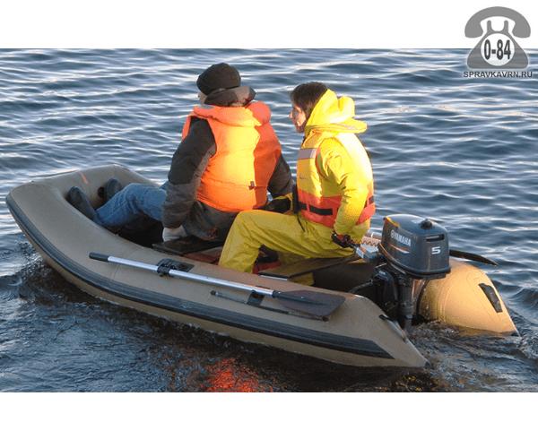 Лодка надувная Баджер (Badger) Excel Line 280 PW