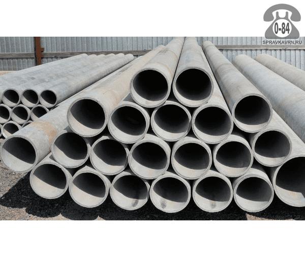 Асбоцементная труба БТ 150ммx3.95м, толщина стенки 8мм