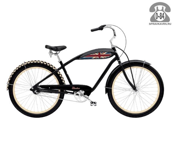 Велосипед Электра (Electra) Cruiser Mod 3i Mens (2016)