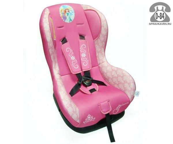 Детское автокресло Эмили (Emily) 3030-SGALZ-A-04 до 18 кг
