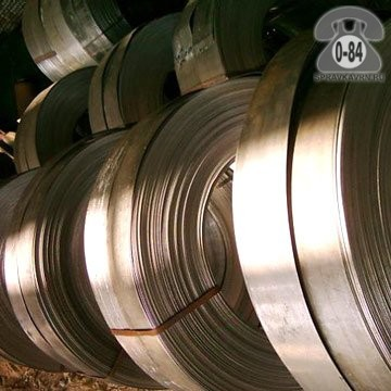 Полоса металлическая стальная 20 мм 4 мм