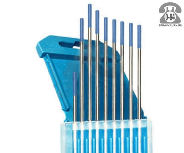 Электрод сварочный ВЛ (WL)-20 2 мм