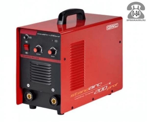 Сварочный аппарат ручной StandARC-200 инвертор