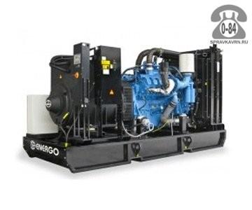 Электростанция Энерго ED 580/400 V двигатель Volva Penta TAD 1642 GE